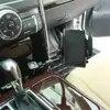 Support de chargeur de téléphone portable allume-cigare de voiture support de charge universel pour téléphone portable double USB classique