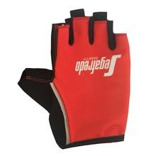 pro team Cycling glove with GEL shock absorption high quality summer half finger bike gloves MTB Mitten Size m-XL