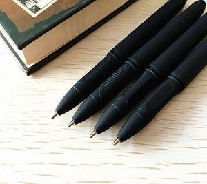 12pcs/lot Large Capacity Matte Pen Thick Line Signature Business Festive Practice Large Capacity Refills