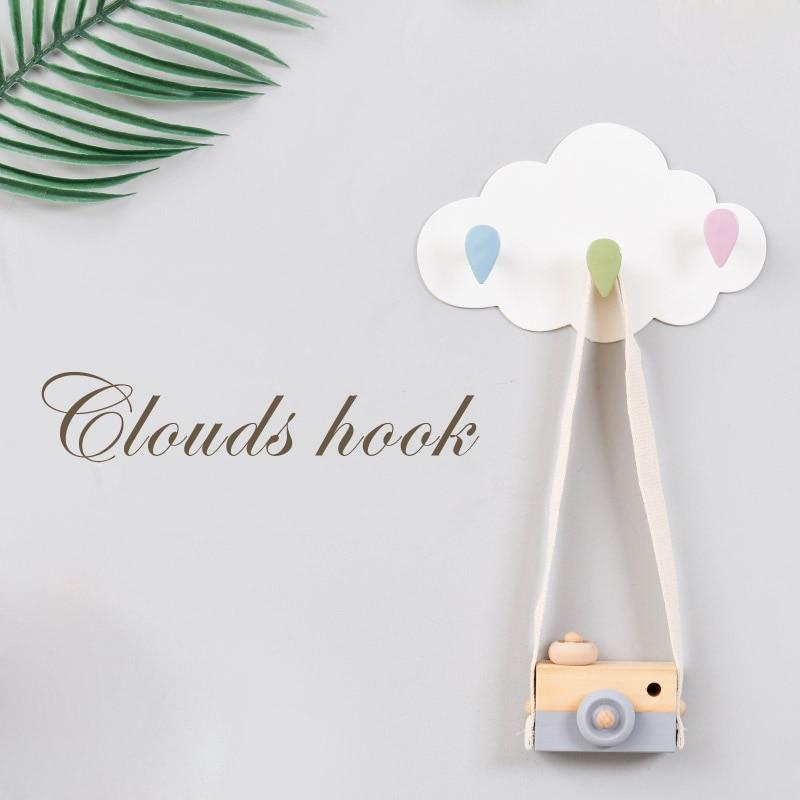 Creativ drăguț în formă de nor, lună și soare fără cârlige - Organizarea și depozitarea în casă - Fotografie 5