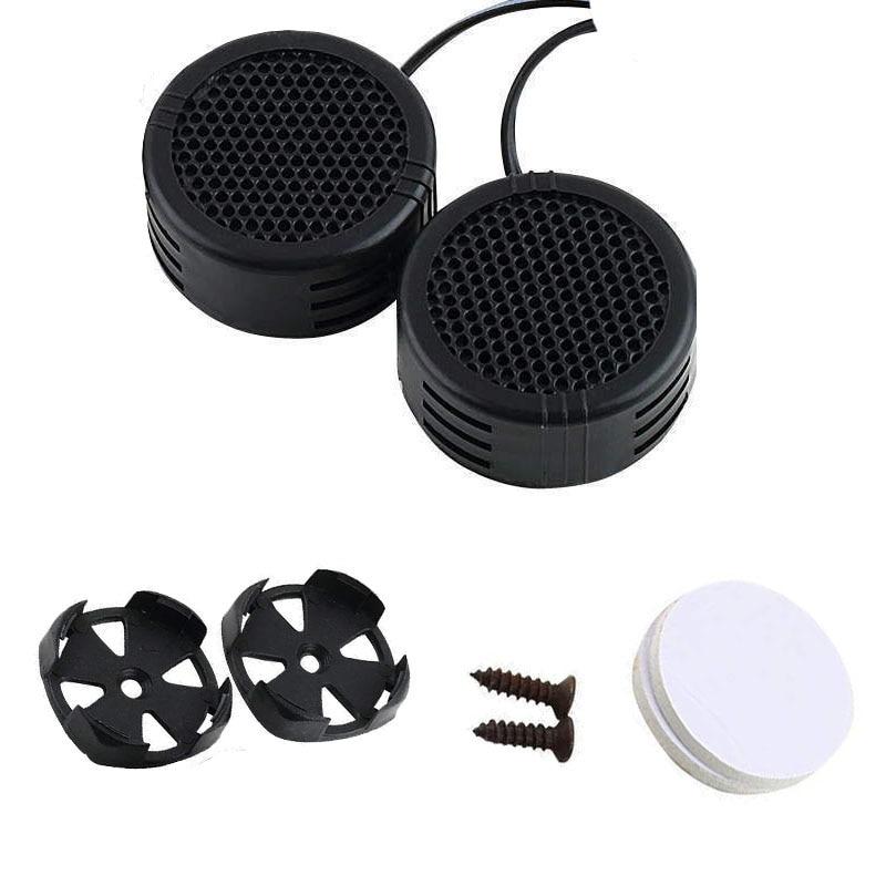 Wholesale 2 x 500 Watts Super Power Loud Dome Tweeter Speakers for Car 500W #H10