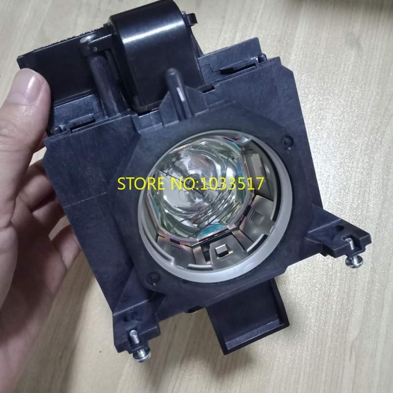 Lámpara de proyector Original para Panasonic PT-EX500E/PT-EX600E/PT-EX600U nueva bombilla con carcasa ET-LAE200