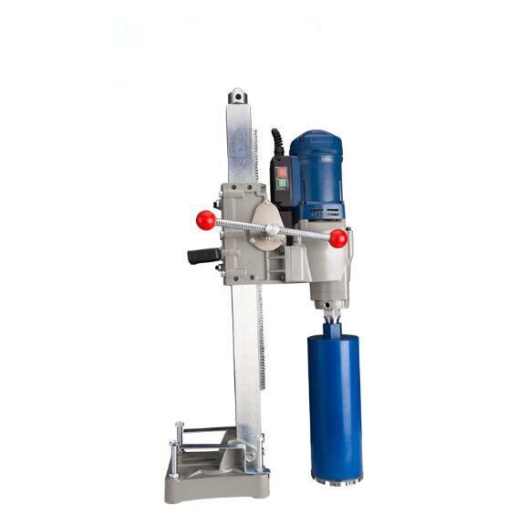 Taladro de diamante Industrial, taladro de hormigón de alta potencia con marco de soporte, soporte de 220V 3800W, herramientas eléctricas