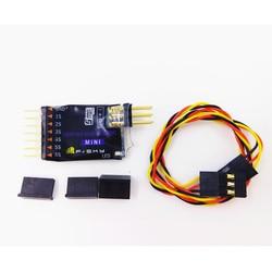 Frsky mini sensor de tensão lipo mlvss para x8r x6r x4r x4rsb xsr receptores