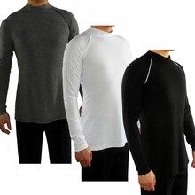 Latin Dance Shirts Salsa Rumba Cha Cha Ballroom Shirt Men Top Slim Long Sleeve Clothes Flamenco Dancing Practice Wear DN1318