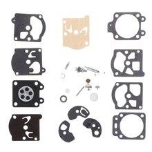 Carb Carburateur Membraan Pakking Naald Reparatie Kit Voor Walbro Serie K10-WAT