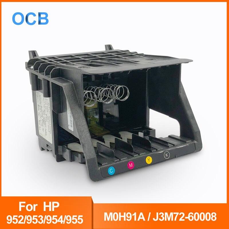Para HP 952, 953, 954, 955 cabezal de impresión para impresora HP Officejet Pro 7740, 8210, 8216, 8702, 8710, 8715, 8720, 8725, 8730 J3M72-60008 M0H91 cabeza de impresión