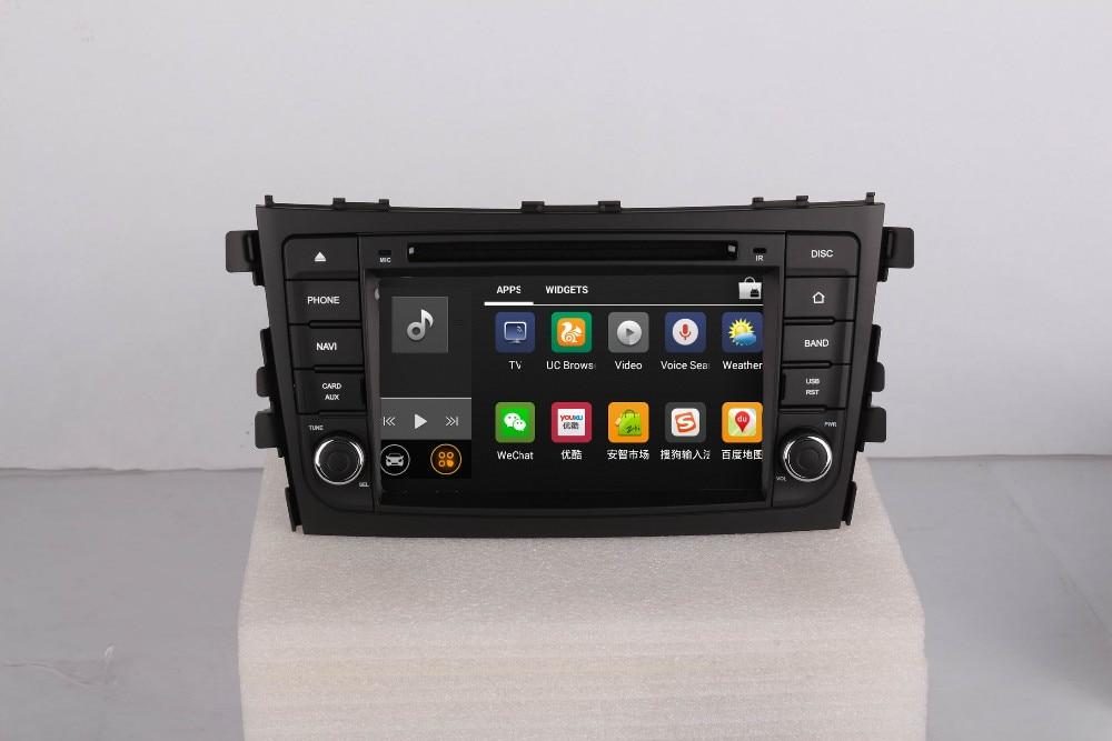 Octa core IPS pantalla Android 9,0 coche DVD GPS radio de navegación para Suzuki Celerio 2014-2017 con 4G/Wifi DVR