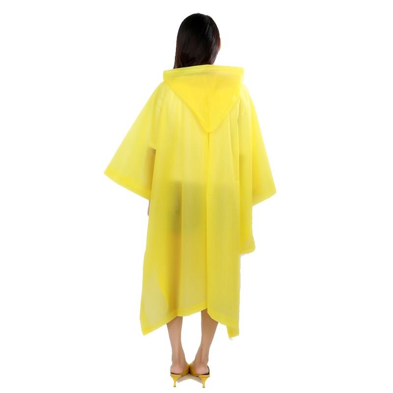 Women Raincoat Universal Rainwear Men Rain Poncho Coat Impermeable chubasquero Waterproof Rain cape covers Hooded Dropshipping enlarge