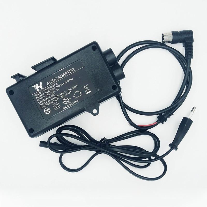 Atuador linear ac/dc adaptador transformador de potência entrada AC100-240V saída dc29v 2a 1500ma 50/60 hz