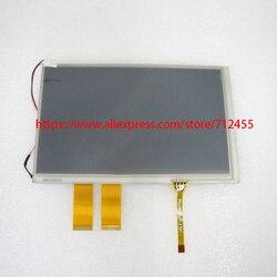 At070tn84 v.1 at070tn84 v1, monitor do painel do display lcd do carro com digitalizador do toque