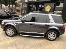 Film demballage de voiture en métal   Métallique brillant, gris foncé, sans bulles dair, taille 1.52x20M/Roll