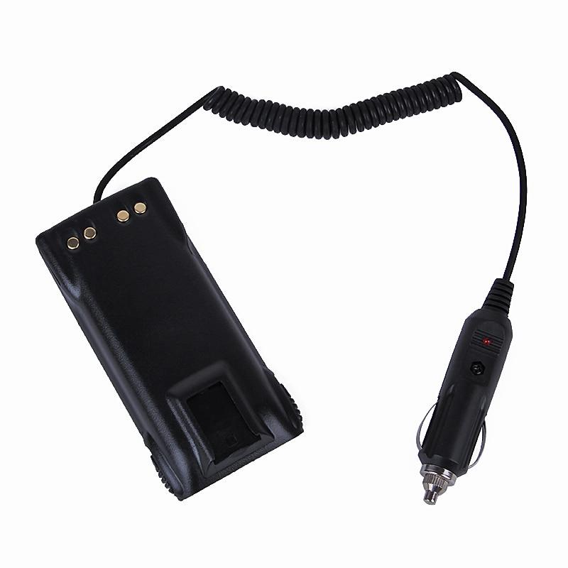 Chargeur de voiture éliminateur de batterie pour Motorola GP328/GP340/GP329/GP360/GP338/GP380 etc.