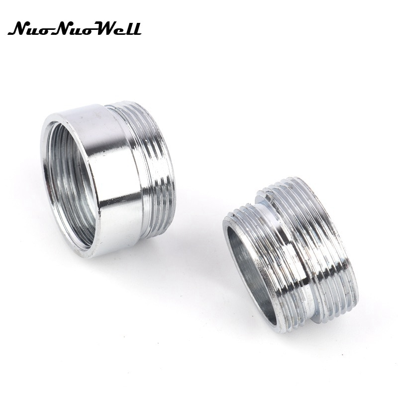 Stainless Steel M22 to M20 Thread Connector Faucet Joints Water Tap Adapter Water Purifier Accessory