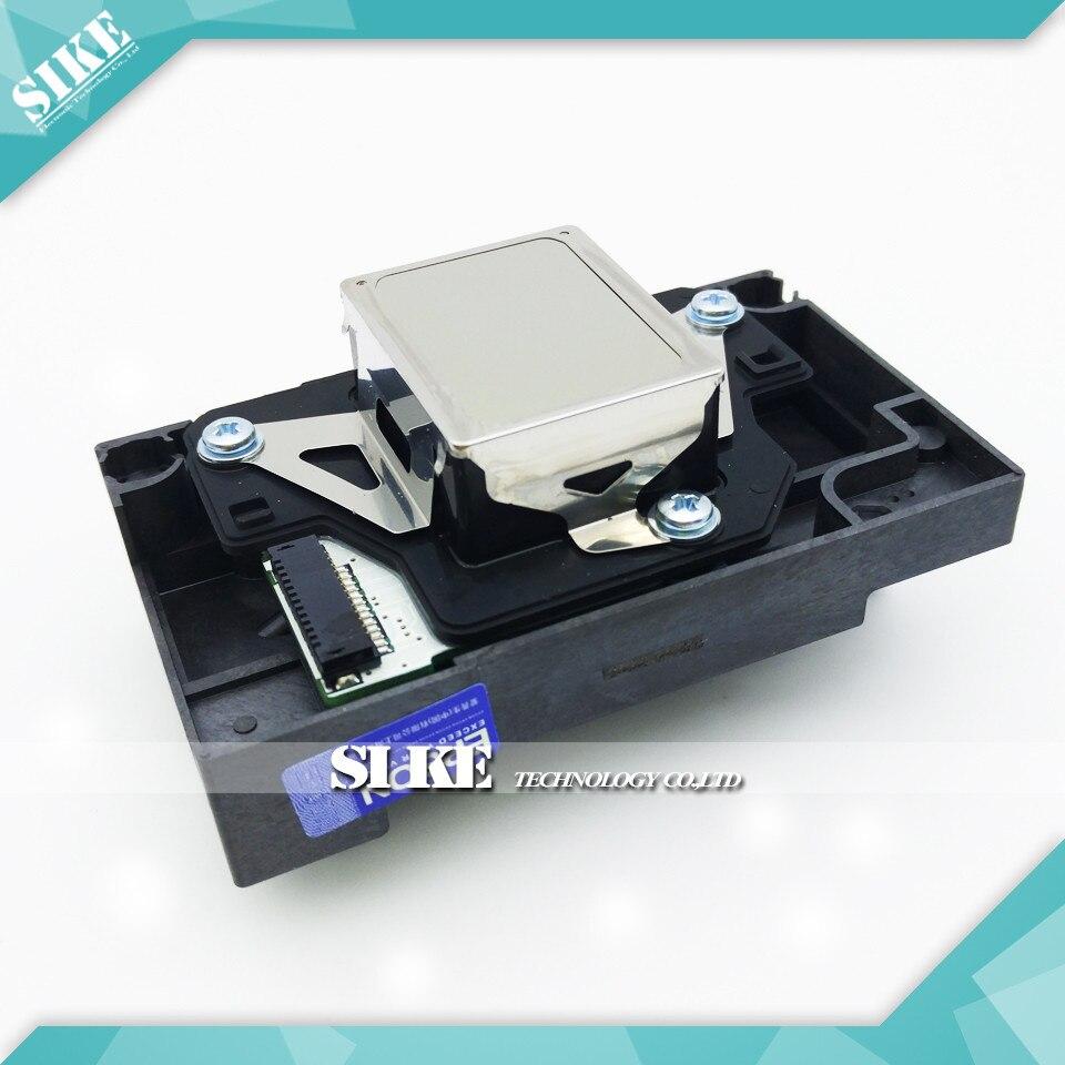 Nuevo cabezal de impresión para impresora para Epson Stylus Photo T50 P50 A50 T60 L800 L801 L850 cabezal de impresión F180000