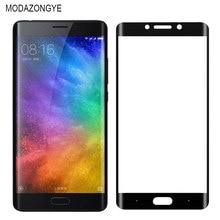 2 pièces verre trempé Xiaomi Mi Note 2 protecteur décran Xiaomi Mi Note 2 Pro Prime protecteur décran verre Flim couverture complète Note2