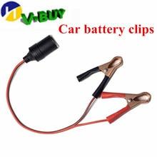 Car Jump Starter Emergency Jumper Cable Clamp clip  Battery EC5 Auto DC Adapter 12V Car Cigarette Lighter Adapter Turn EC5