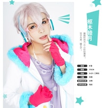 COSPLAYONSEN ICHU Twinkle Bell Mutsuki Kururugi cosplay costume full set adult costume new style