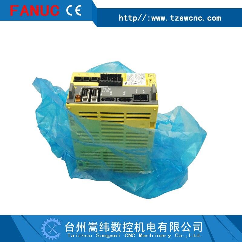 Amplificador FANUC servo Uint nuevo original A06B-6130-H002 AC motor Beta iSV20