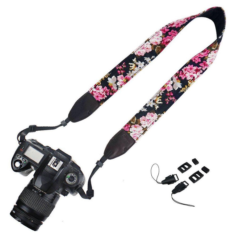 SCLS New Camera Neck Shoulder Strap Belt for Nikon / Canon / Sony / Olympus / Pentax / Mini8 / Mini7s / Mini25 / Mini 50s