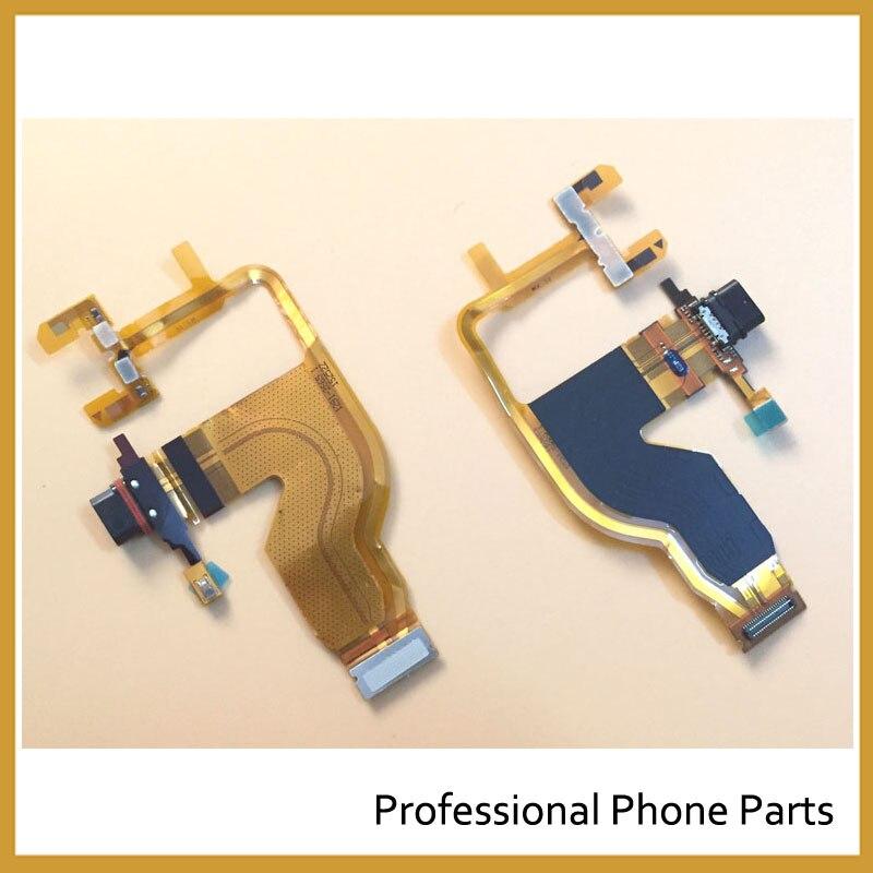 Original para Sony Xperia Z4 tablet USB Estación de conector de carga puerto de carga Placa de cargador de Cable