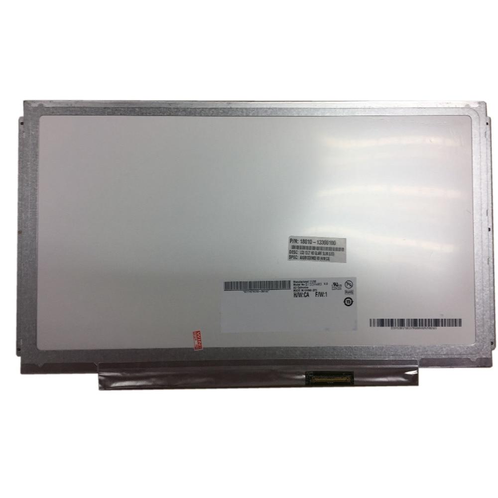 LALAWIN B133XW03 V.0 B133XW03 V.4 V4 B133XW03 V.5 B133XW01 V.0 N133B6-L24 pantalla LCD de ordenador portátil 1366*768 LVDS 40 pines