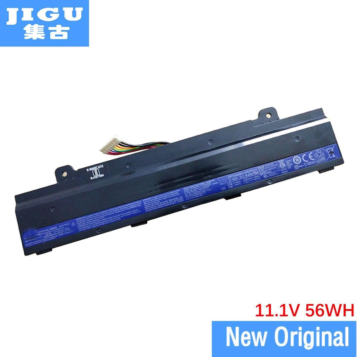 JIGU 11.1V 56WH 31CR17/65-2 AL15B32 Original Laptop Battery For ACER For Aspire V5-591G V5-591G