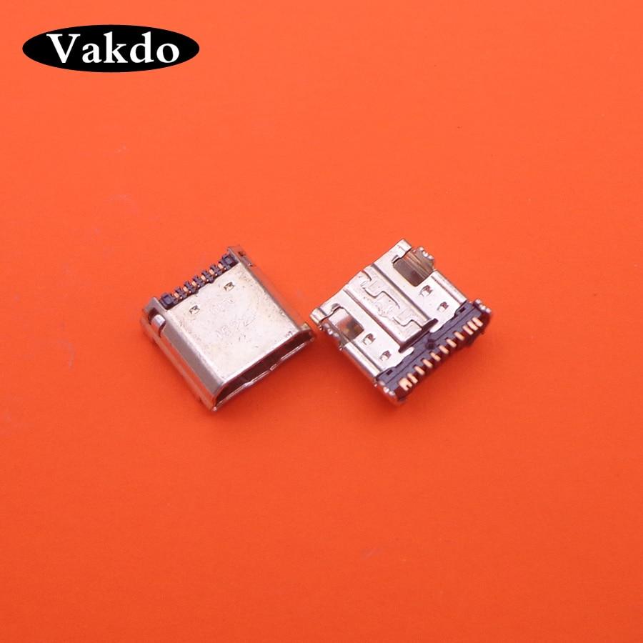10-200 uds/lote puerto de carga Micro USB conector de acoplamiento de conector para Samsung Galaxy Tab 3 P5200 P5210 GT-P5200