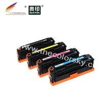 (CS-H540-543) kompatybilny toner drukarki kartridż do HP 125a cb-540a cb-541a cb-542a cb-543a cp-1215 cp-1515n cm-1312 mfp