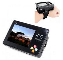 "3.5"" Touch LCD Screen IP Analog Network Camera Tester IPC-1600 plus CCTV Wrist Camera IPC WIFI Tester PTZ Control"