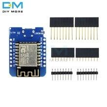 ESP8266 ESP-12 ESP-12F CH340G CH340 V2 V 2,0 Micro USB WeMos D1 Mini WIFI Entwicklung Bord D1 Mini NodeMCU IOT bord 3,3 V