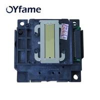 OYfame New original print head L355 Print Head for Epson XP401 L210 L355 L220 L211 L353 wf2540 wf2531 XP312 NX330 Print head