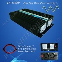 1500 Watt 48 Volt Dc Naar 240 Volt Ac Micro Solar Off Grid Inverter 1.5KW
