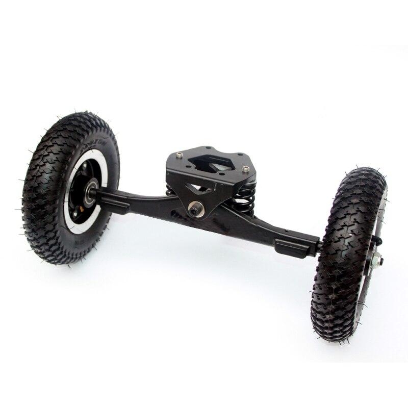 DHL for Off Road Electric Skateboard Truck Mountain Longboard 11 inch Truck Wheels Parts for Off Road Skateboard Downhill Board