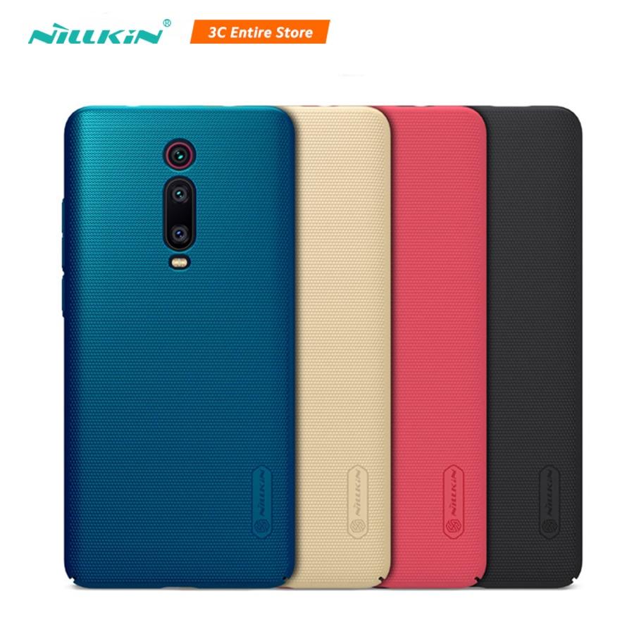 Xiaomi Redmi K20/K20 Pro/MI 9T/MI 9T Pro phone Case Casing Nillkin Frosted Shield Matte Hard Back Cover Case