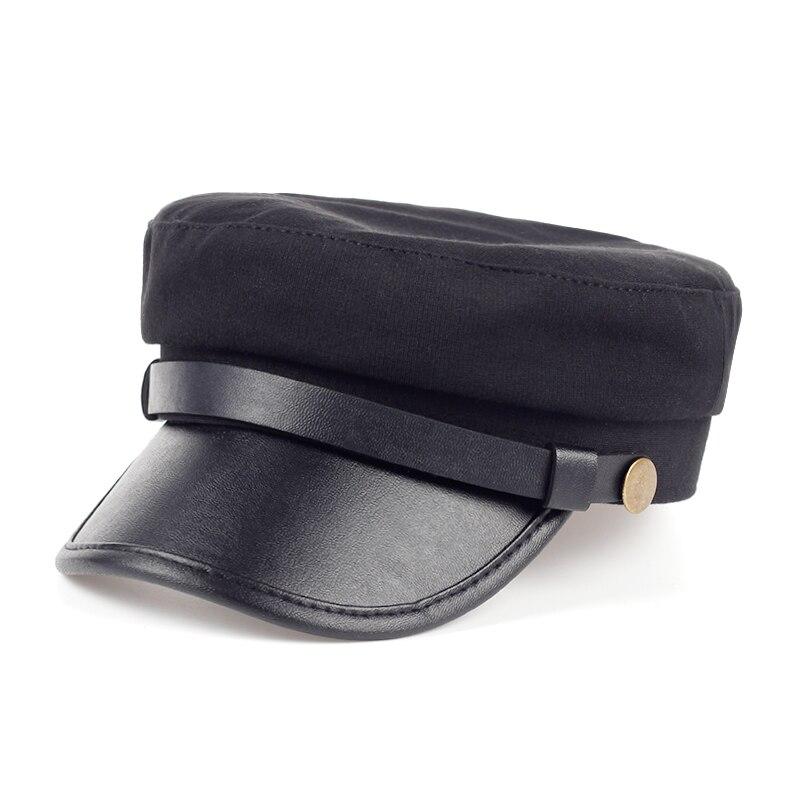 Женская винтажная шапка, Лидер продаж, хлопковый берет на животе, кепки газетчика, повседневные кепки, модные береты, зимние женские шапки