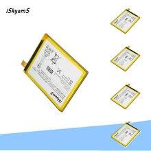 ISkyamS 5 teile/los 3430 mah LIS1605ERPC Smart Telefon Ersatz Batterie Für Sony E6883 Z5P Dual E6853 Z5 Premium Z 5 plus
