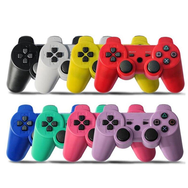 Für Sony PS3 Wireless Controller Bluetooth Gamepad Für Playstation3 Konsole Dualshock Spiel Joystick Joypad Joy Pad Gamepads