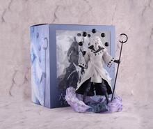 Anime 27CM Naruto Uchiha Madara Rikudou Sennin Modo Ver. PVC Uchiha Madara Action Figure Collectible Model Toy