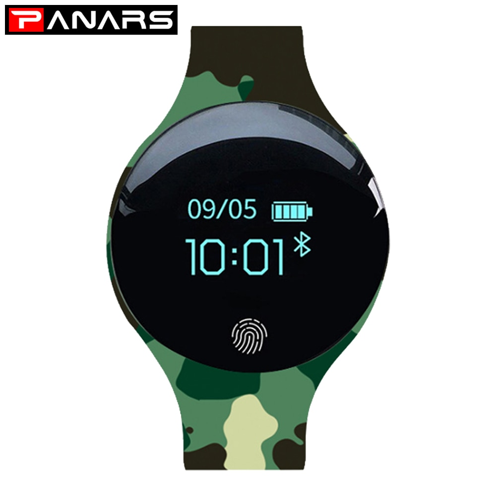 PANARS Color Touch Screen Smartwatch Motion detection Smart Watch Sport Fitness Men Women Wearable Devices For IOS Android 9200 enlarge