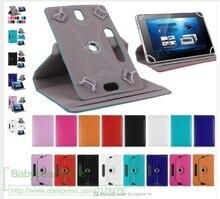 """Funda giratoria de 360 grados para Alcatel ONETOUCH A3 10 """"4G 10,1 pulgadas Tablet 10,1 pulgadas Tablet cubierta universal + pluma"""