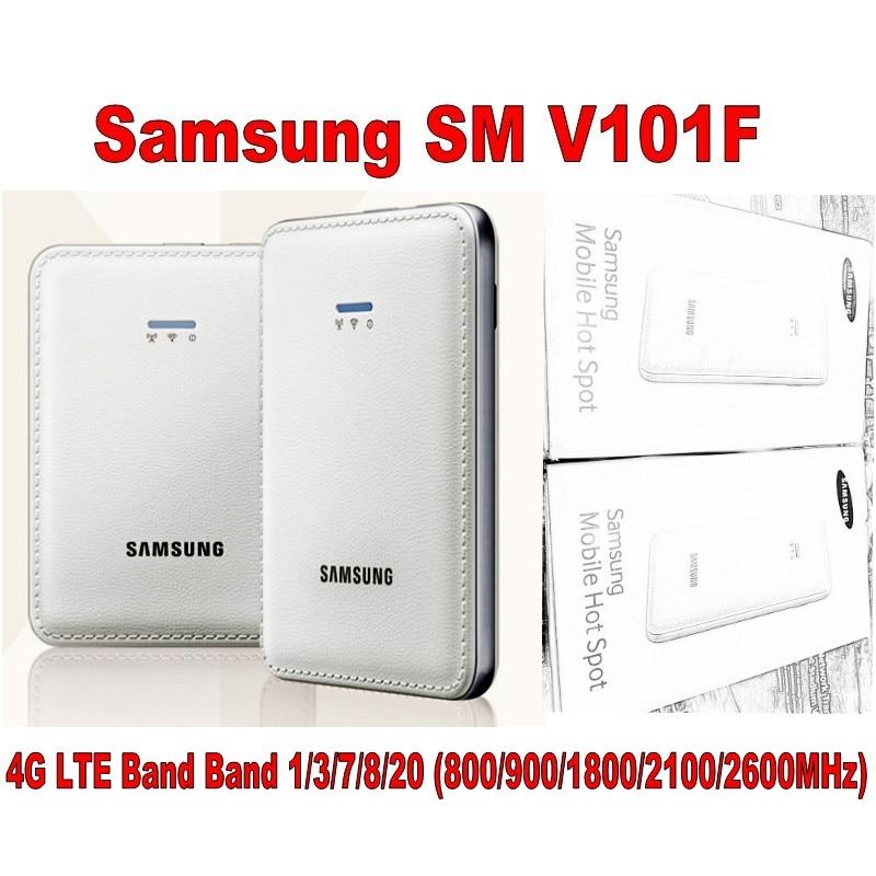 سامسونج SM-V101F 4 جرام cat4 موبايل wifi راوتر