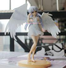Mooie Angelbeats Angel Beats Tenshi 1/8 Schaal Painted Pvc Action Figure Collection Model Voor Kerstcadeaus