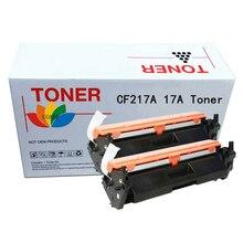 2x CF217A cartouche de toner compatible pour HP LaserJet Pro M102a M102w MFP M130A M130fn M130fw CF217A cf217a 217a