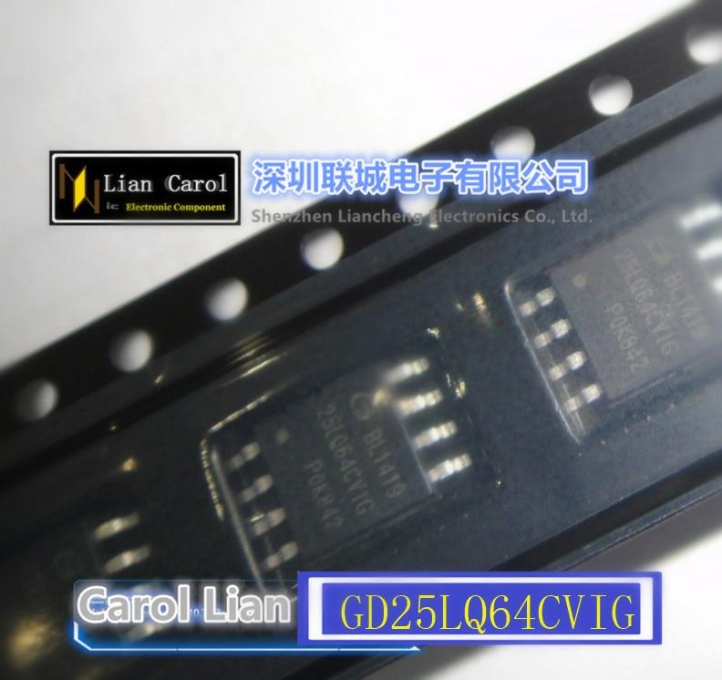 GD25LQ64 GD25LQ64CVIG 1.65 V-1.95 V