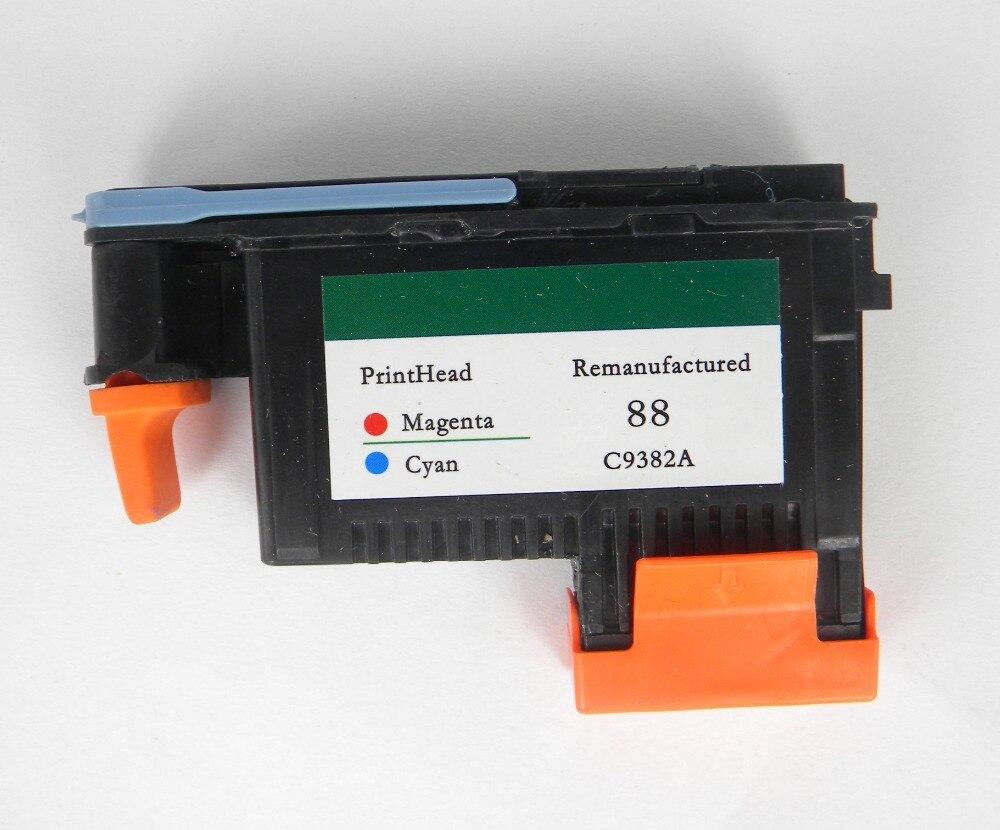 88 C9382A Cyan Magenta Printhead  FOR HP  K5300 K8600 L7380 7580 K550 k5400SHIPPING FREE