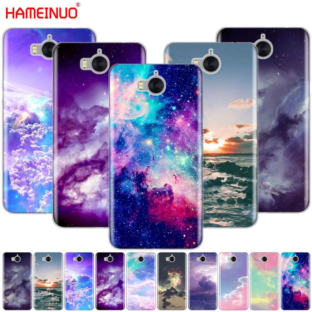 Чехол для мобильного телефона HAMEINUO clouds rt cute кавайи космическое небо для huawei honor 3C 4X 4C 5C 5X 6 7 Y3 Y6 Y5 2 II Y560 2017