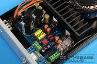 Gaincard Circuit Design LM1875T Power Amplifier HIFI DIY kit LM1875 stereo Audio amplifier board Kit+ Amplifier Case+Transformer
