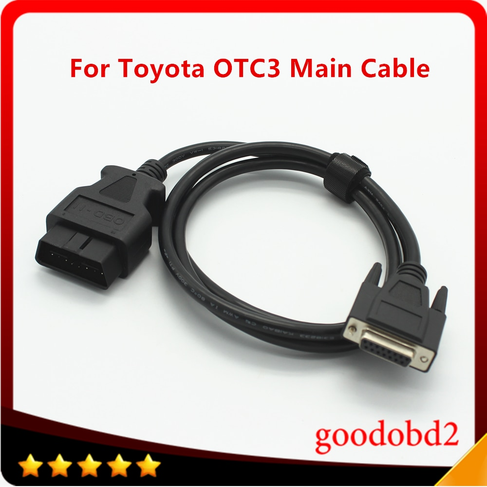 Car Diagnostic Tool Cable for TOYOTA IT3 OTC 3 for Toyota Replacing Cars Tester IT2 Test More Cars OTC3 Main Cable