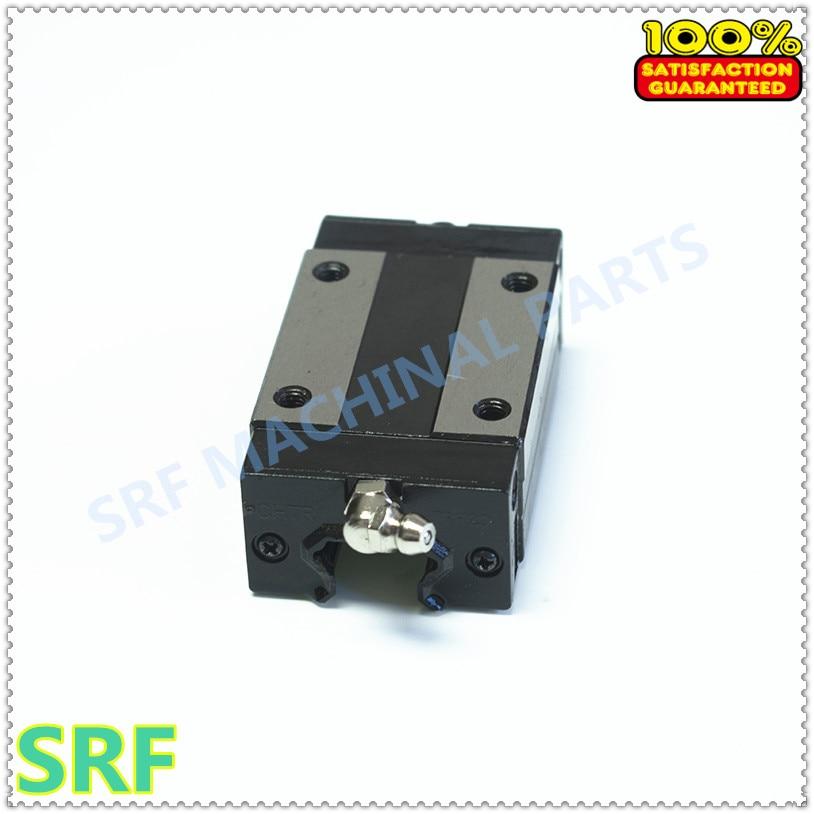1 Uds TRH25B bloque de riel de guía lineal uso para riel lineal TRH25